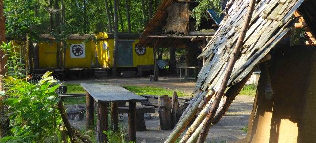 Archäologie- und Abenteuerspielplatz Moorwiese