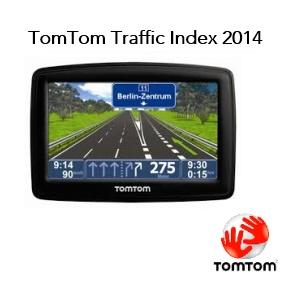 TomTom Traffic Index2014