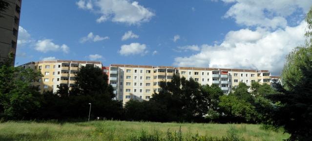 Wohnen im Thälmannpark