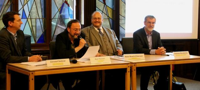 Standortgemeinschaften im Einzelhandel - Forum 12.5.2015