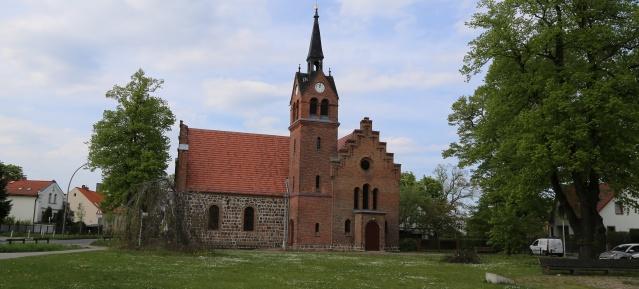 Kirche in Französisch Buchholz