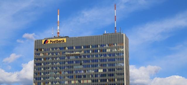 Postbank zu verkaufen!