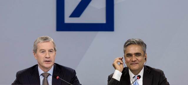 Deutsche Bank: Fitschen, Jain