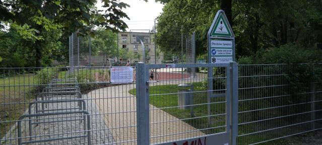 Spielplatz an der Mühlenstraße