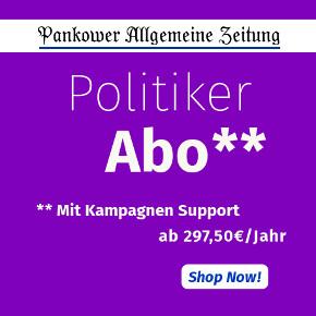 Das Politiker-Abo