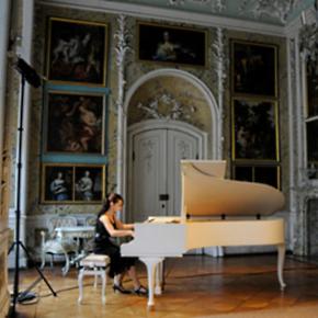 Konzert im Schloss Mosigkau