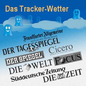 Das Tracker-Wetter