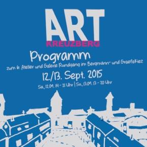 ART KREUZBERG 12./13.9.2015