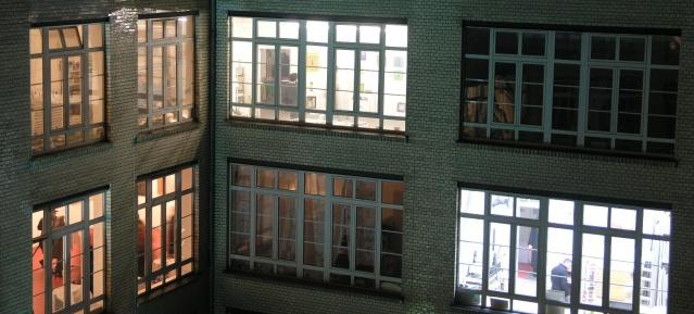 Ateliers Gerichtshöfe
