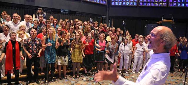 19. Gospeltreffen 2015 - © GCT-Team (Gospellight Babelsberg)