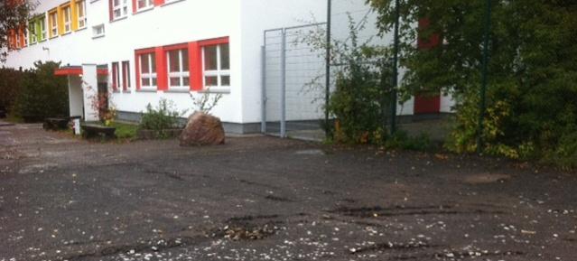 Bolzplatz Grundschule Wolkenstein