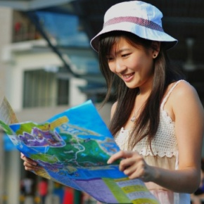 Chinesische Touristen lieben Berlin