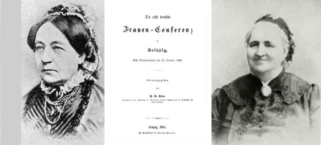 Gründung des Allgemeine Deutsche Frauenvereins 16.-18.10.1865