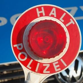 Halt! Polizei!