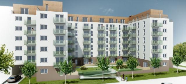 Neubau Wohnhaus Treskowstr. 23-28