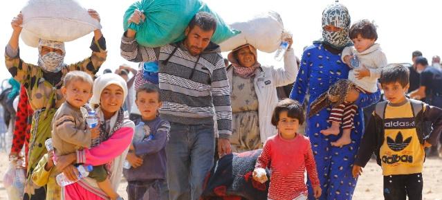Flüchtlingstreck 2015