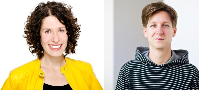Bettina Jarasch & Daniel Wesener