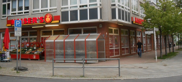 Kaiser´s Markt Wilhelmsruh schliesst