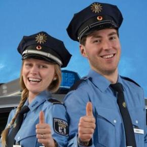 Polizei Berlin sucht BewerberInnen