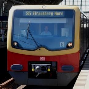 S 5 nach Strausberg Nord