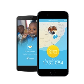 ShareTheMeal - App