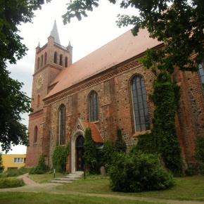 Stadtpfaffkirche Müncheberg