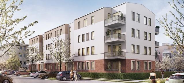 Mehrfamilienhaus Arnouxstrasse 5-7