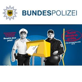 Bundespolizei Bewerberportal