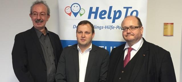 Präsentation von HelpTo am 2.12.2015