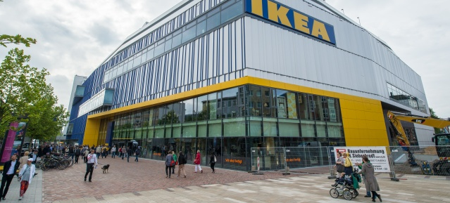 IKEA CityStore in Hamburg-Altona