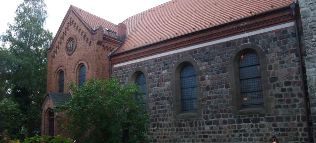 Dorfkirche in Rosenthal