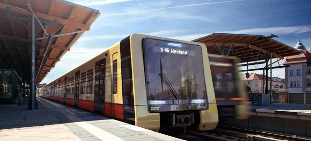 Neue Berliner S-Bahn