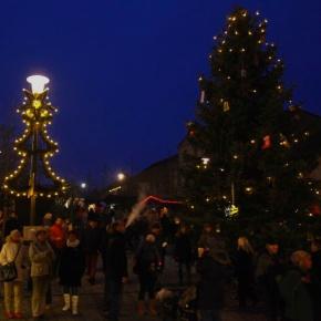 Strausberg - Weihnachtsmarkt