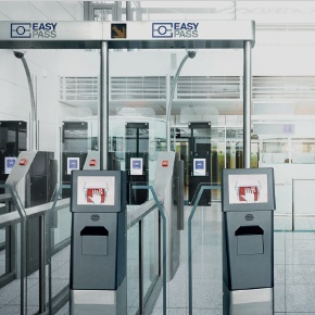 EASY PASS Grenzkontrollsystem