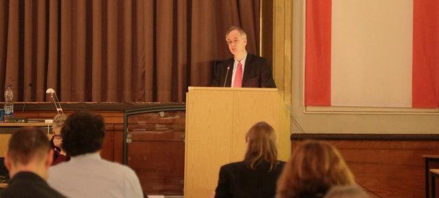 Bürgermeister Matthias Köhne (SPD)
