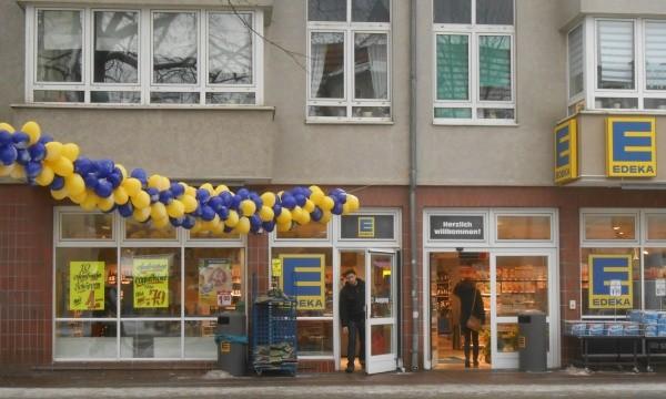 EDEKA Markt in Wilhelmsruh