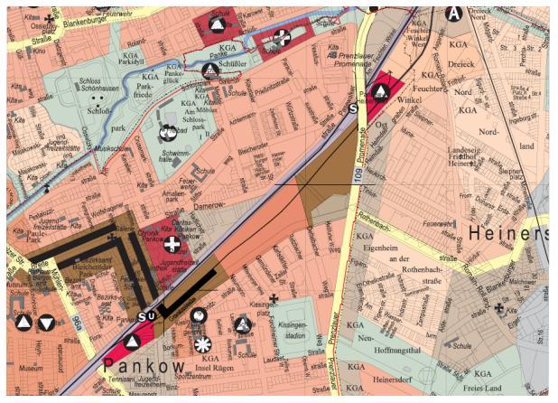 Flächennutzungsplan-Änderung Pankower Tor