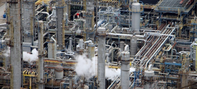 Raffinerie Gelsenkirchen LG West