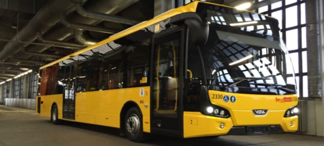 Nahverkehrsbus VDL Citea LLE