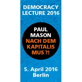 Democracy Lecture 2016