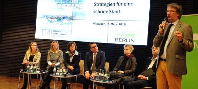 """Wien - Bilbao Berlin: """"Strategien für die schöne Stadt"""""""