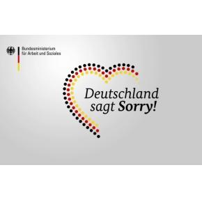 Deutschland sagt Sorry!