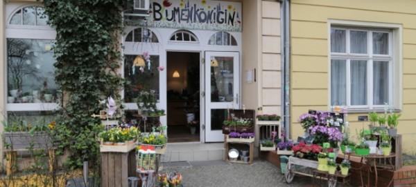 """""""Blumen-Königin"""" in der Florastrasse"""