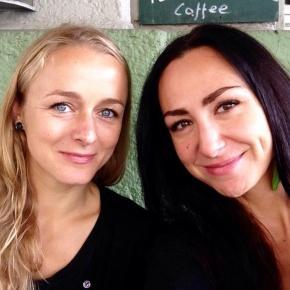 Annie Zentsch & Edina Hadzic
