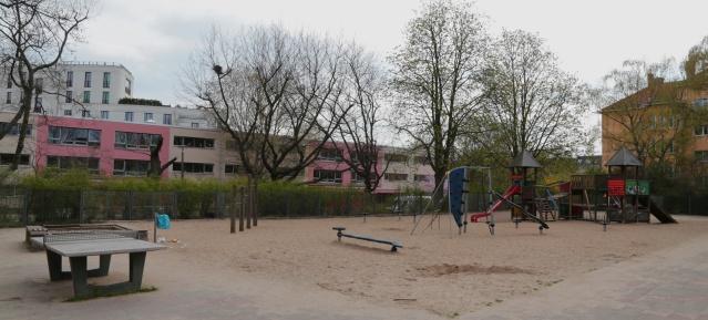 Spielplatz Fröbelplatz
