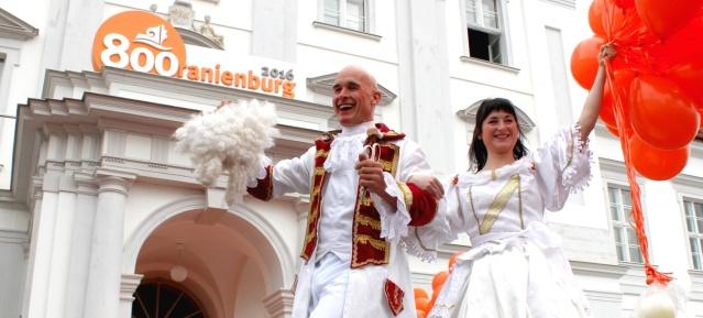 800 Jahre Oranienburg 2016