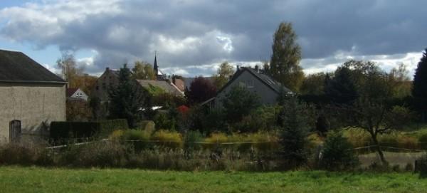 Blankenfelde - Blick von Norden