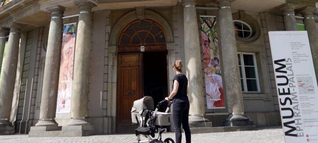 Elternzeit Kultur – mit dem Baby ins Museum