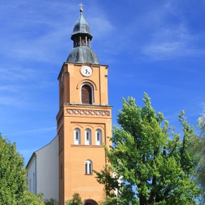 Evang. Kirche Buckow