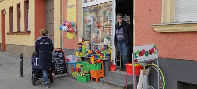 ZAMBOMBA Spielzeugladen Florastraße 35a